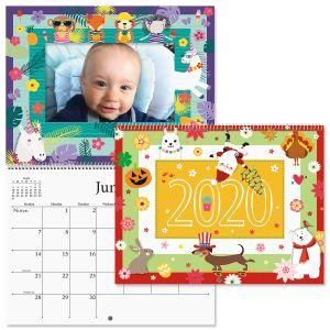 2020 Graphic Photo Calendar
