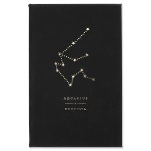 Personalized Zodiac Journals