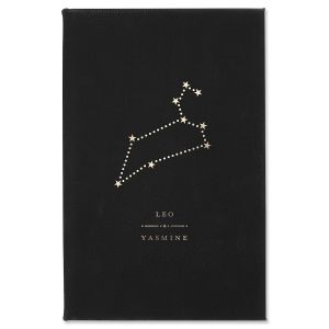 Leo Zodiac Personalized Journal