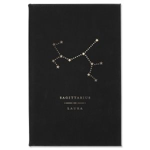 Sagittarius Zodiac Personalized Journal