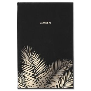 Personalized Palm Journal