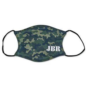 Adult Personalized Camo Mask