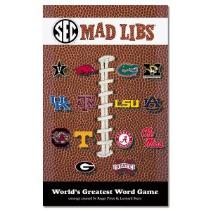 SEC Football Mad Libs