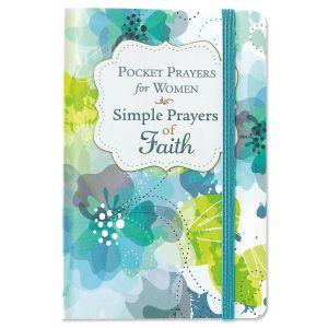 Prayers of Faith Pocket Prayers for Women