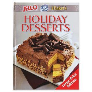 Holiday Desserts Cookbook