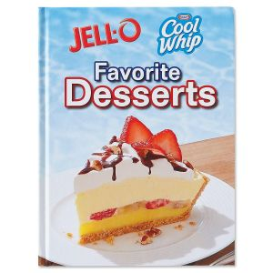 Jell-O Favorite Desserts Cookbook