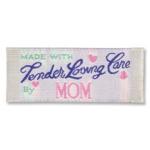 TLC Mom Sewing Labels