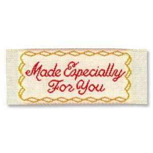 Especially for You Sewing Labels