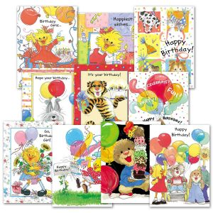Suzy's Zoo® Birthday Value Pack