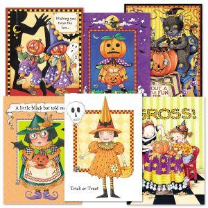 Mary Engelbreit® Halloween Greeting Cards