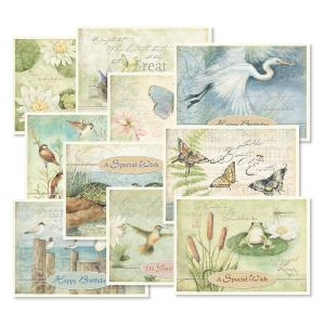 Nature's Sanctuary Birthday Cards Value Pack