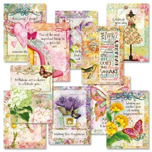 Joy Hall Dream On Birthday Value Pack
