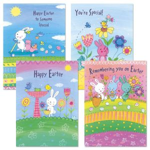 Set of 8 Special You Easter Cards