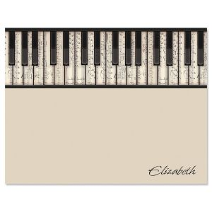 Keyboard Correspondence Cards
