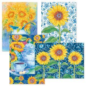 Sunflower Birthday Cards