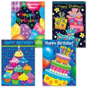 Bright Birthday Cards