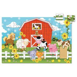 Barnyard Board Puzzle