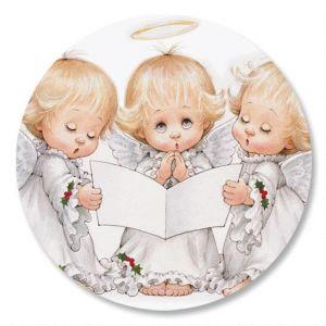 Angel Trio Seals
