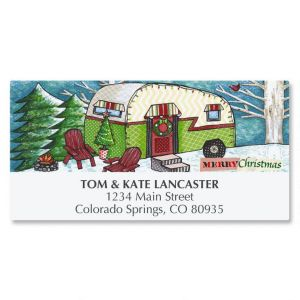 Homeward Bound Deluxe Address Labels