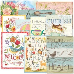 Sentiments All Occasion Cards