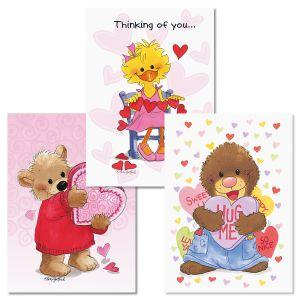Suzy's Zoo Valentine Cards