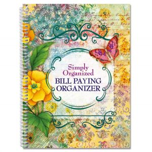 Joy Hall Bill Paying Organizer