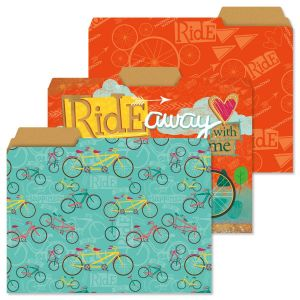 Ride Away File Folders