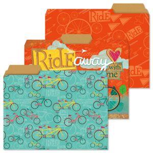 Ride Away File Folders