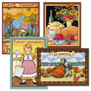 Mary Engelbreit® Thanksgiving Greetings Cards