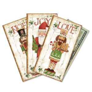 Nutcracker Holiday Cash Cards