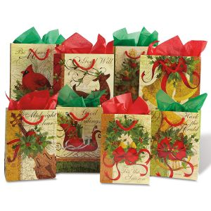 Winter Joys Gift Bags