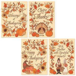 Harvest & Holiday Greeting Cards