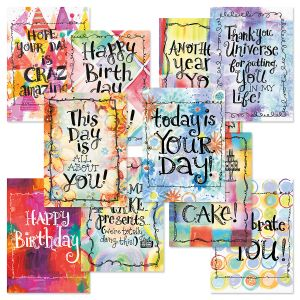 Crazy Amazing Birthday Cards Value Pack