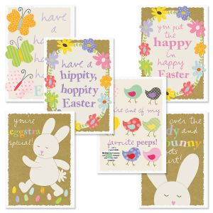 Sandra Magsamen Illustrated Easter Cards