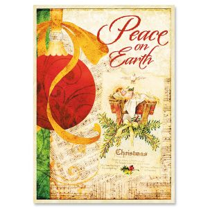 Joy of the Season Religious Christmas Cards