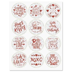 Sweet Sayings Stickers