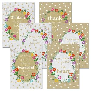 Friendship Note Card Value Pack