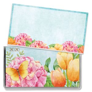 2020 Floral Joy Pocket Calendar