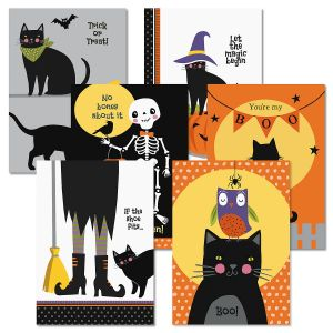 Spooktacular Halloween Cards Value Pack