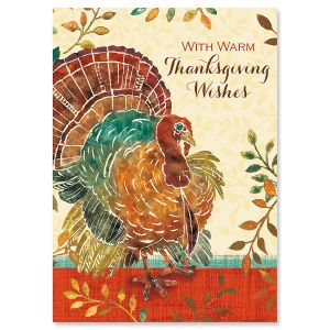 Grateful Thanksgiving Cards