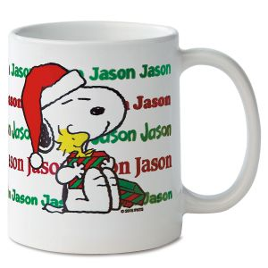 PEANUTS® Personalized Mug