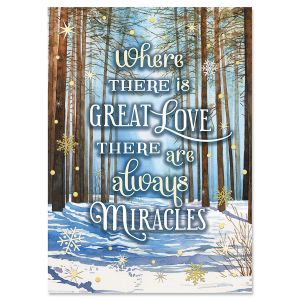 Christmas Morning Religious Christmas Cards
