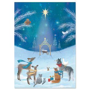 God's Gift Religious Christmas Cards