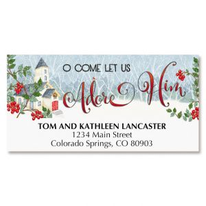Country Pleasures Deluxe Address Labels
