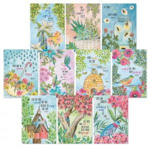Multiple Blessing Thinking of You Faith Greeting Cards Value Pack