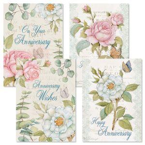 Sketchbook Anniversary Cards & Seals