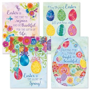 Spring  Rejoicing  Easter Cards
