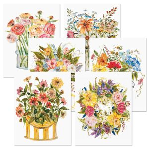 Spring Has Sprung Note Cards