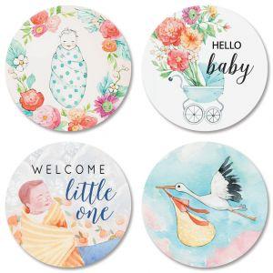 Hello Baby Seals (4 Designs)