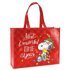 PEANUTS® Shopping Tote - BOGO